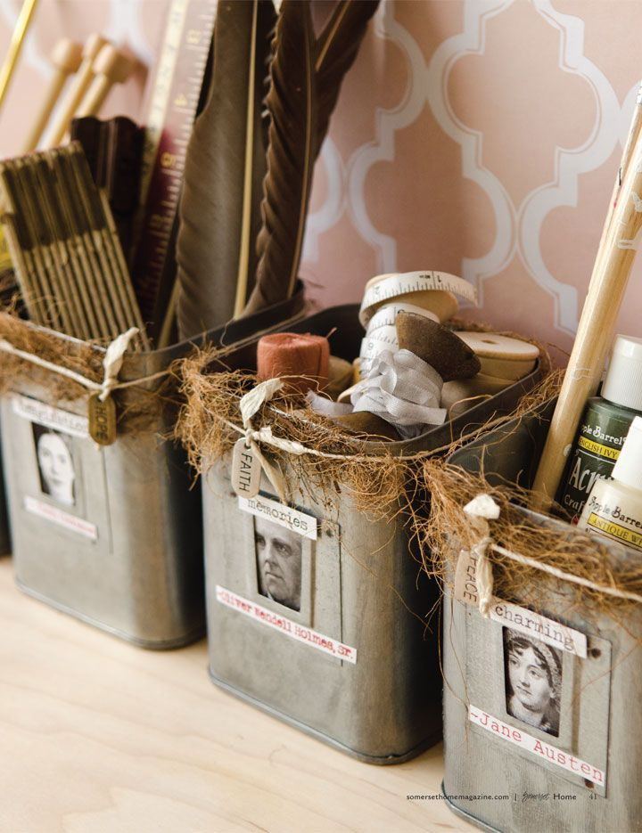 Somerset home magazine beautifully blends somerset esque art together with functional everyday items to add an artful touch of decor