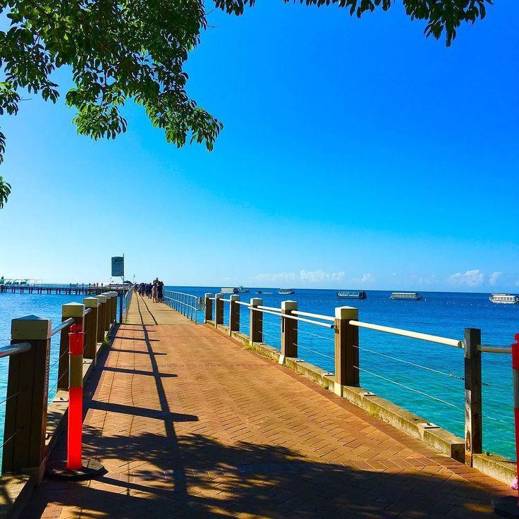 #australia #cairns #greenisland #beach #greatbarrierreef #オーストラリア #ケアンズ #グリーンアイランド #グレートバリアリーフ #ビーチ #201511 by yumeee1.23 http://ift.tt/1UokkV2