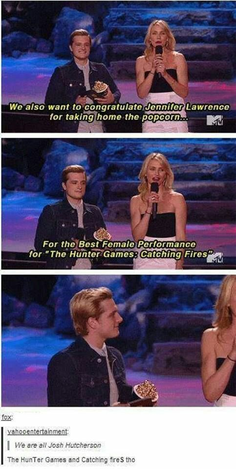 The Hunter Games: Catching Fires? Is their more that one Katniss?