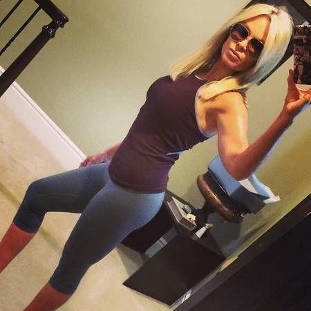 Tamra Barney's Workout Body Is Outrageous! (PHOTO) http://makemyfriday.com/2014/10/tamra-barneys-workout-body-is-outrageous-photo-3/ #News, #TamraBarney