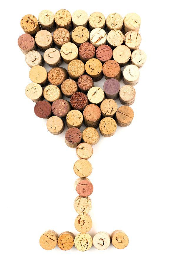#inspiratie #kurken #wijn