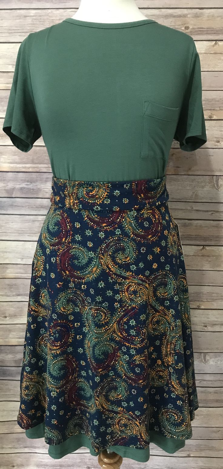 LuLaRoe Azure over a Carly! Join my FB page for more! https://www.facebook.com/groups/389757118072421/