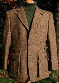 english hunting jackets | BOOKSTER ORIGINAL MENS TWEED SHOOTING JACKET £274.99 tweed-jacket.com