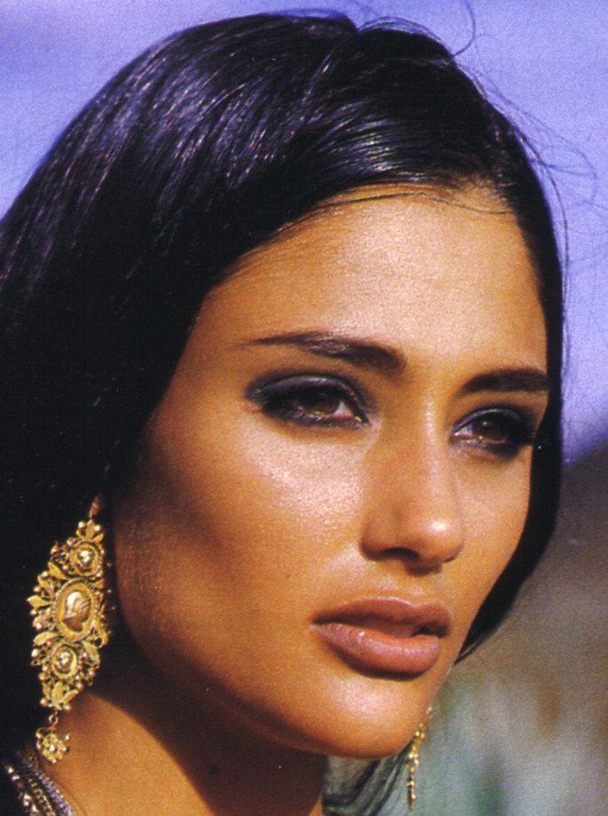 Brenda Schad (born 1971) is an All Native American model.