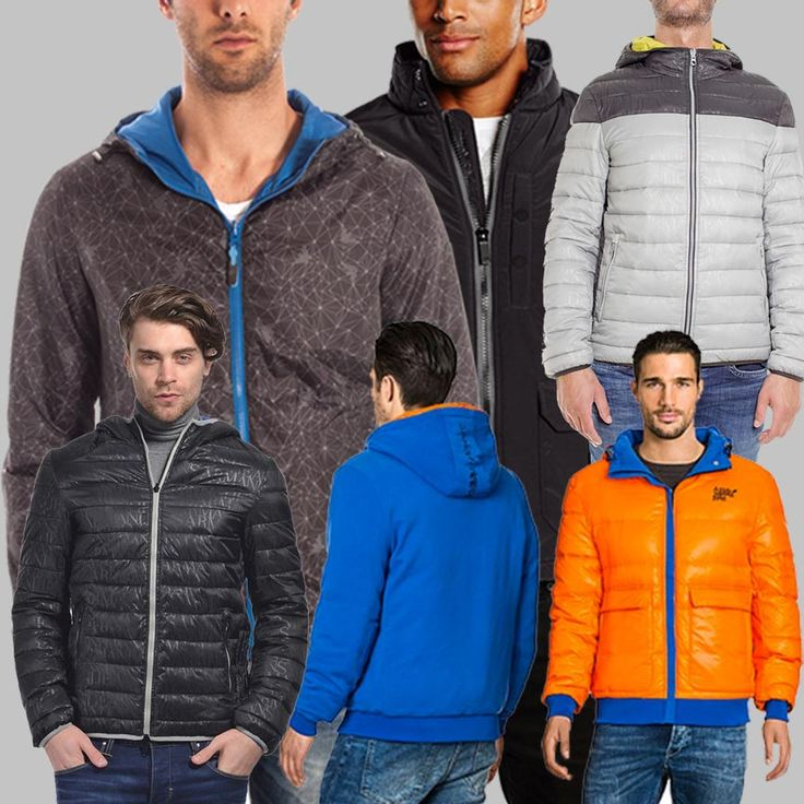 Heren winterjassen bij United Fashion Outlet (Geographical Norway, Gaastra, Bellfield Armani Jeans, Brunotti, A Fish Named Fred)