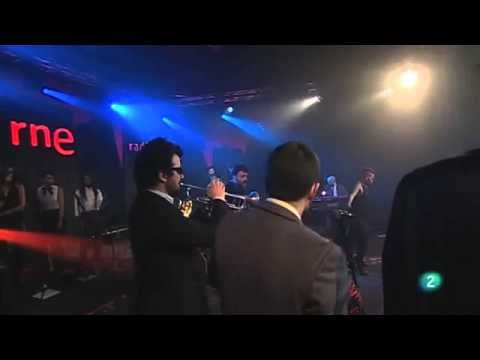 The Time Has Come - Freedonia (conciertos de Radio3) - YouTube