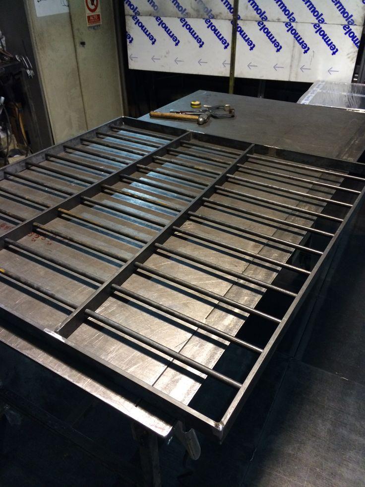 M s de 1000 ideas sobre rejas para puertas en pinterest for Rejas para puerta