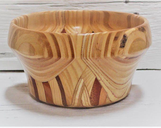 Laminated Wood Bowl 3 Ad Bowls Pinterest Wood Wood Bowls