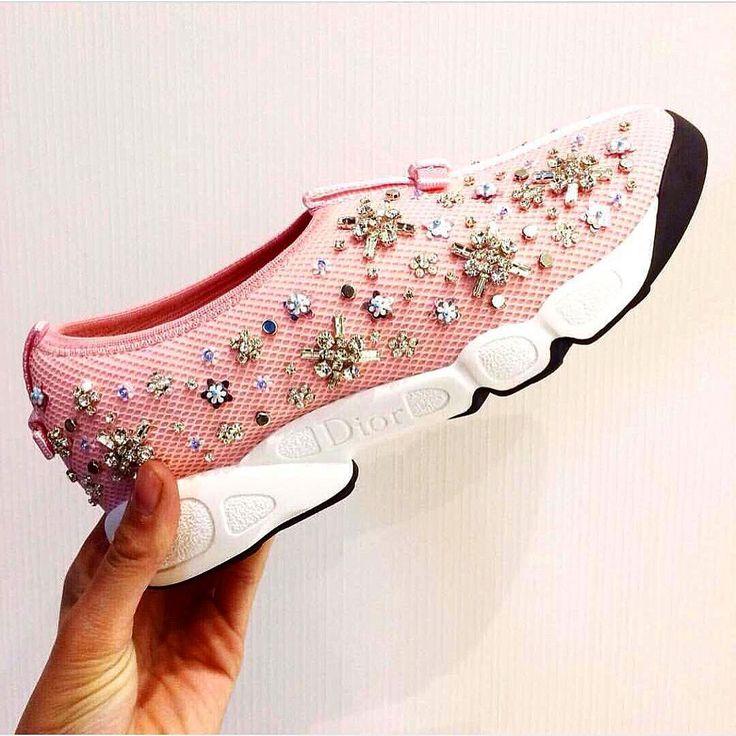 """fusion sneakers @dior"""