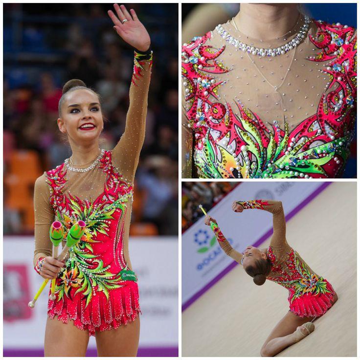 Dina Averina (Russia), clubs 2017.