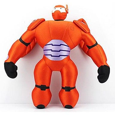 Disney™ Big Hero 6 Baymax Suited Up Stuffed Teddy. Only at www.pandadeals.co.uk