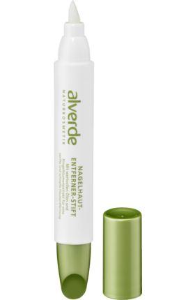 Der alverde Nagelhaut-Entferner-Stift mit wertvollen Ölen und Ringelblumenextrakt sorgt für eine sanfte und schnelle Hautentfernung. Zur Anwendung einfach...