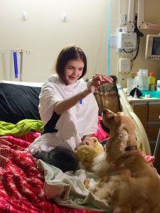 Νοσοκομείο στον Καναδά επιτρέπει επισκέψεις κατοικιδίων στους ασθενείς