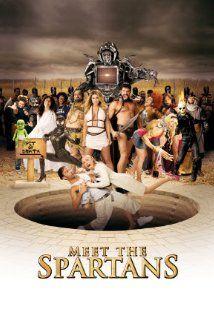 Meet the Spartans (2008): The heroic Spartan king Leonidas, armed with nothing but leather underwear and a cape, leads a ragtag bunch of 13 Spartan misfit warriors to defend their homeland against thousands of invading Persians whom include the Ghost Rider, Rocky Balboa, the Autobots, and an ugly hunchbacked Paris Hilton and a shaved-head Brittany Spears.