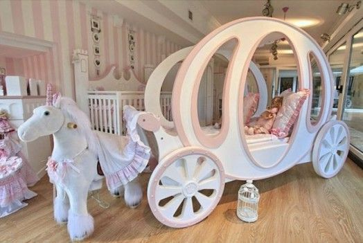 Your carriage awaits my lady