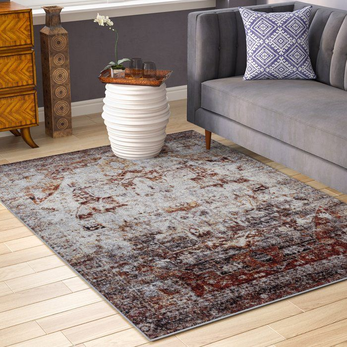 Brahim Dark Red Area Rug Area Rugs Red Area Rug Grey Area Rug