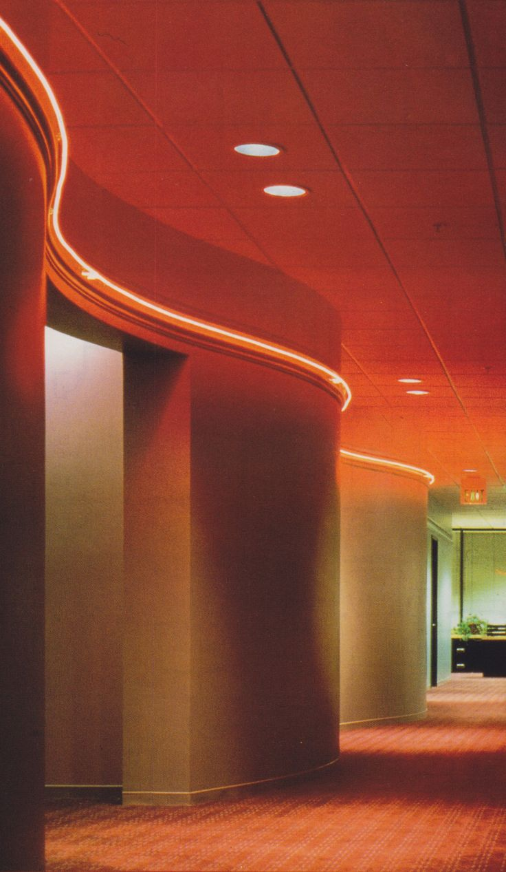 """Commercial Interiors International"" (1986) from Palm & Laser ^=^"