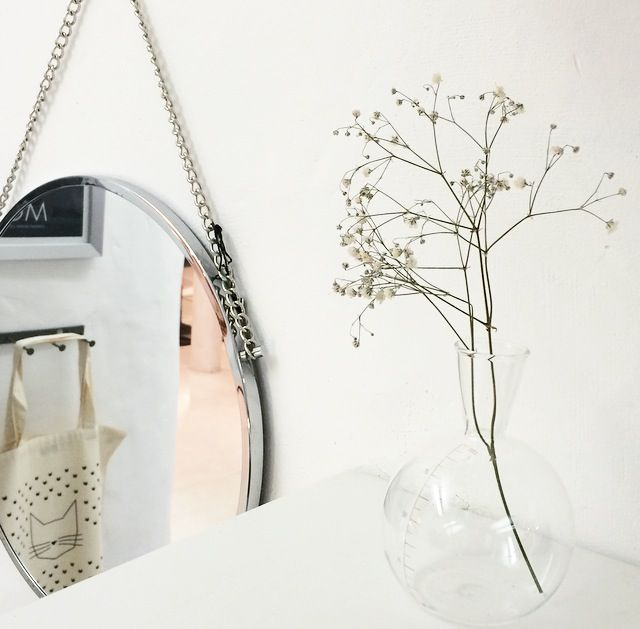 Mood Picture for l'Igloo / House Doctor mirror /  © @mytrendbook