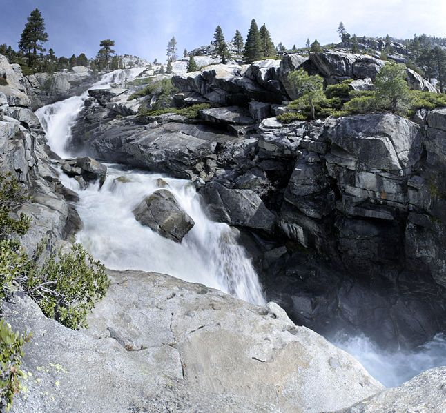 Horsetail Falls – Lake Tahoe Hiking Trails