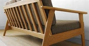 1970's wood sofa frame - Yahoo Image Search Results