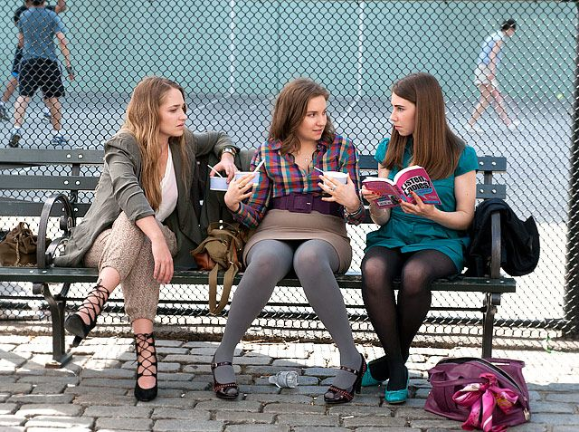 Top 10 TV Shows of 2012: Girls