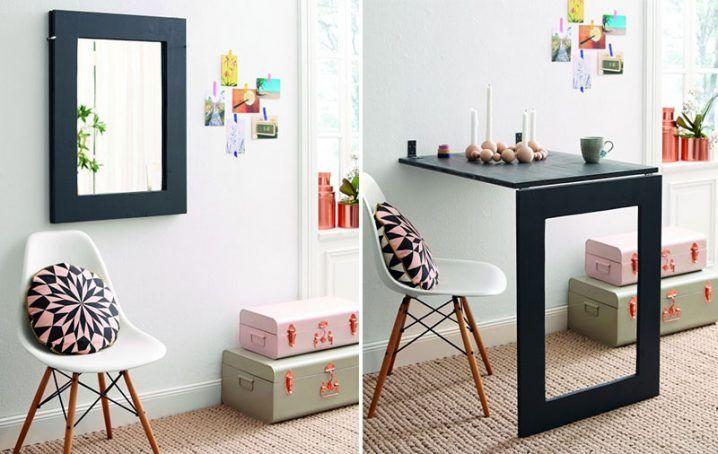 Estupendos y Funcionales Diseños de Muebles para Espacios Pequeños