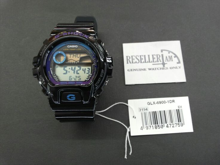 Casio G-shock GLX-6900-1