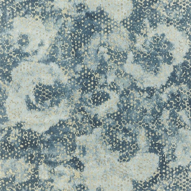palasini - teal wallpaper | Designers Guild