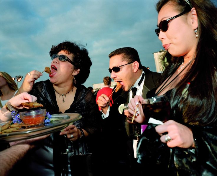 Martin Parr, one of my favorite photographers