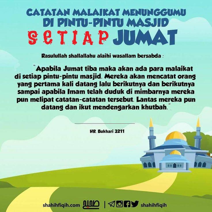 http://nasihatsahabat.com/catatan-malaikat-menunggumu-di-pintu-pintu-masjid-setiap-jumat/  #nasihatsahabat #mutiarasunnah #motivasiIslami #petuahulama #hadist #hadits #nasihatulama #fatwaulama #akhlak #akhlaq #sunnah  #aqidah #akidah #salafiyah #Muslimah #adabIslami #DakwahSalaf # #ManhajSalaf #Alhaq #Kajiansalaf  #dakwahsunnah #Islam #Jumat #AdabJumat #shalat, #sholat, #solat, #salat, #catatanmalaikat, #menunggudipintupintumasjid, #jamaah, #berjamaahkeutamaan, #fadhilah, #datangawal