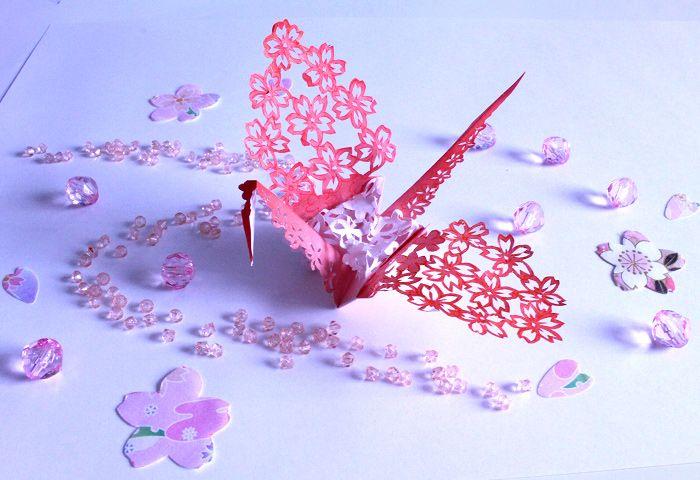 3D paper cutting art by 玄佑