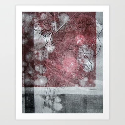 Bloom & Grow Art Print by Jen Posford - $18.00
