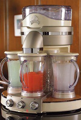 Margaritaville Frozen Drink Machine.