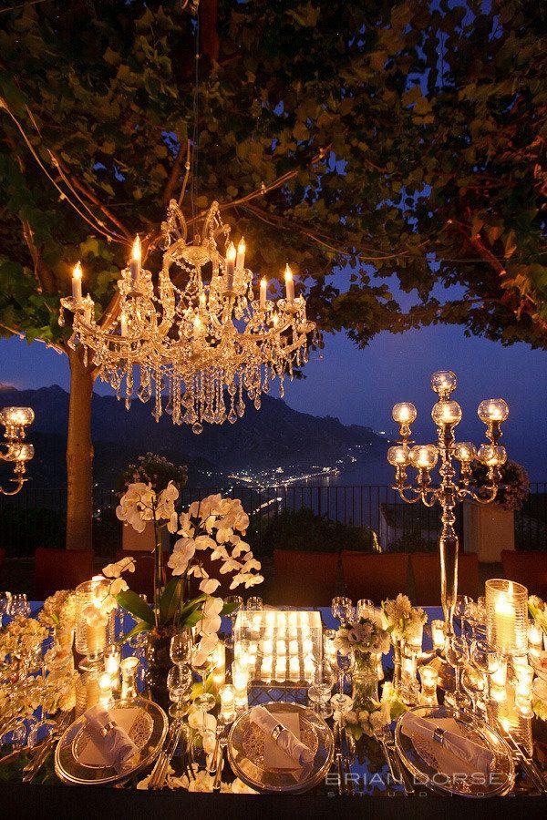 Photography by briandorseystudios.com Event Design + Planning by feteny.com  Read more - http://www.stylemepretty.com/2013/01/03/italian-amalfi-coast-wedding-from-fete/