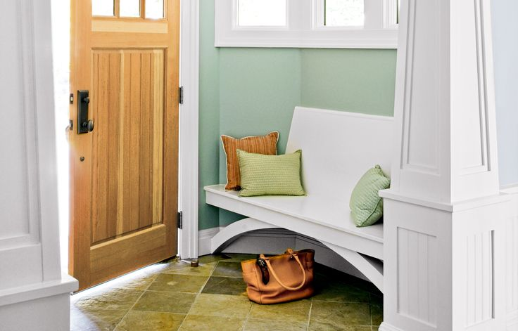 Shelf-type seats open the way for brackets, which can be both ornamental and structural. Trademark trim in Craftsman bungalows and Victorian gingerbread cottages, window-seat brackets can echo existing ones.