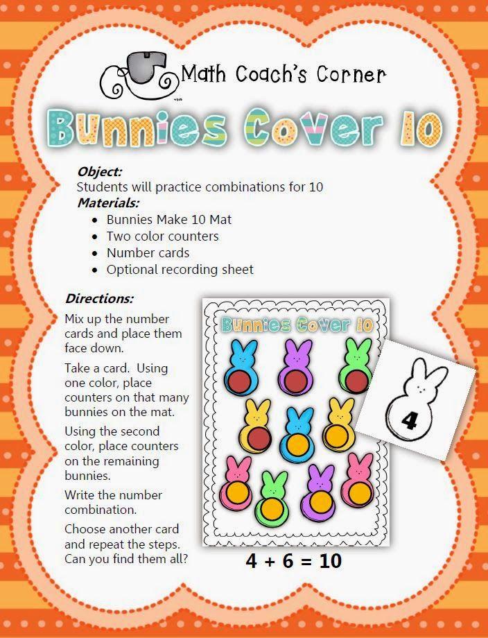 35 best Elementary Math Pre-K-2 images on Pinterest | 4th grade math ...