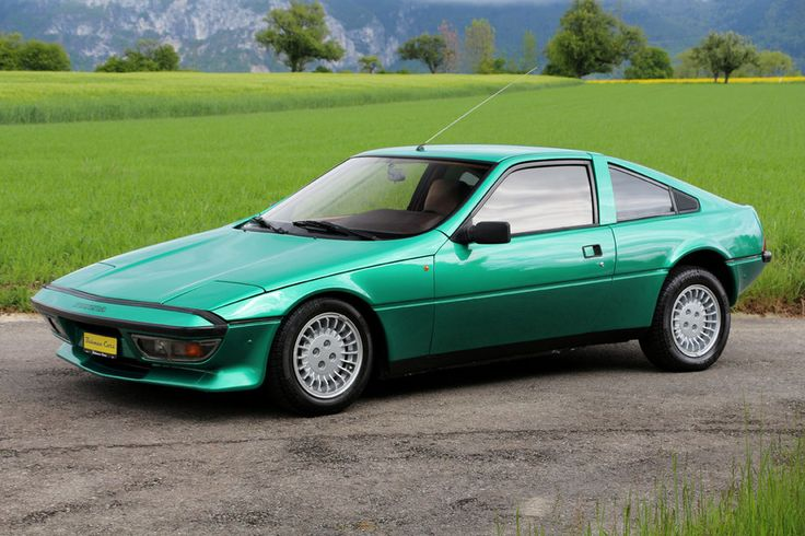 1980-1983 TALBOT-MATRA MURENA Maintenance/restoration of old/vintage vehicles: the material for new cogs/casters/gears/pads could be cast polyamide which I (Cast polyamide) can produce. My contact: tatjana.alic@windowslive.com