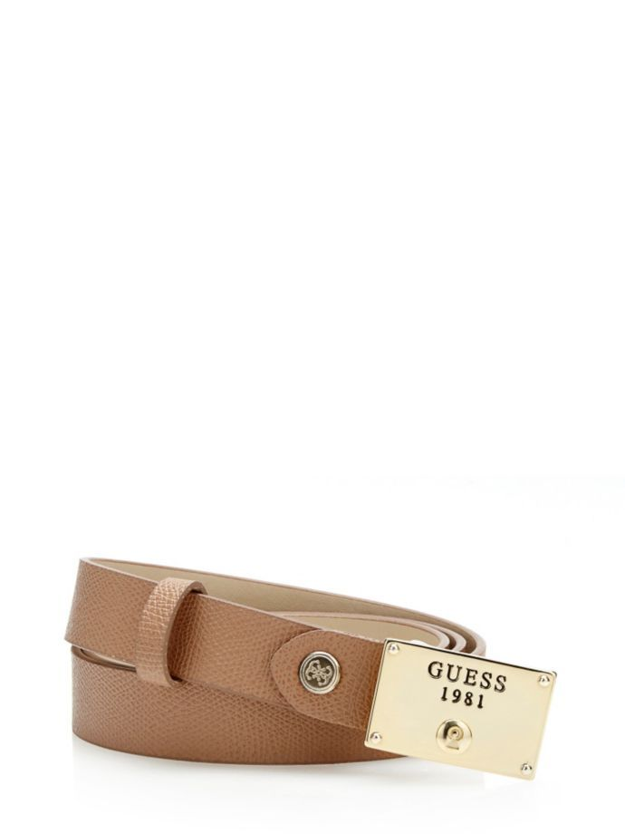 EUR49.00$  Watch here - http://vimbb.justgood.pw/vig/item.php?t=l8zoq310181 - BELT WITH LOGO PLATE