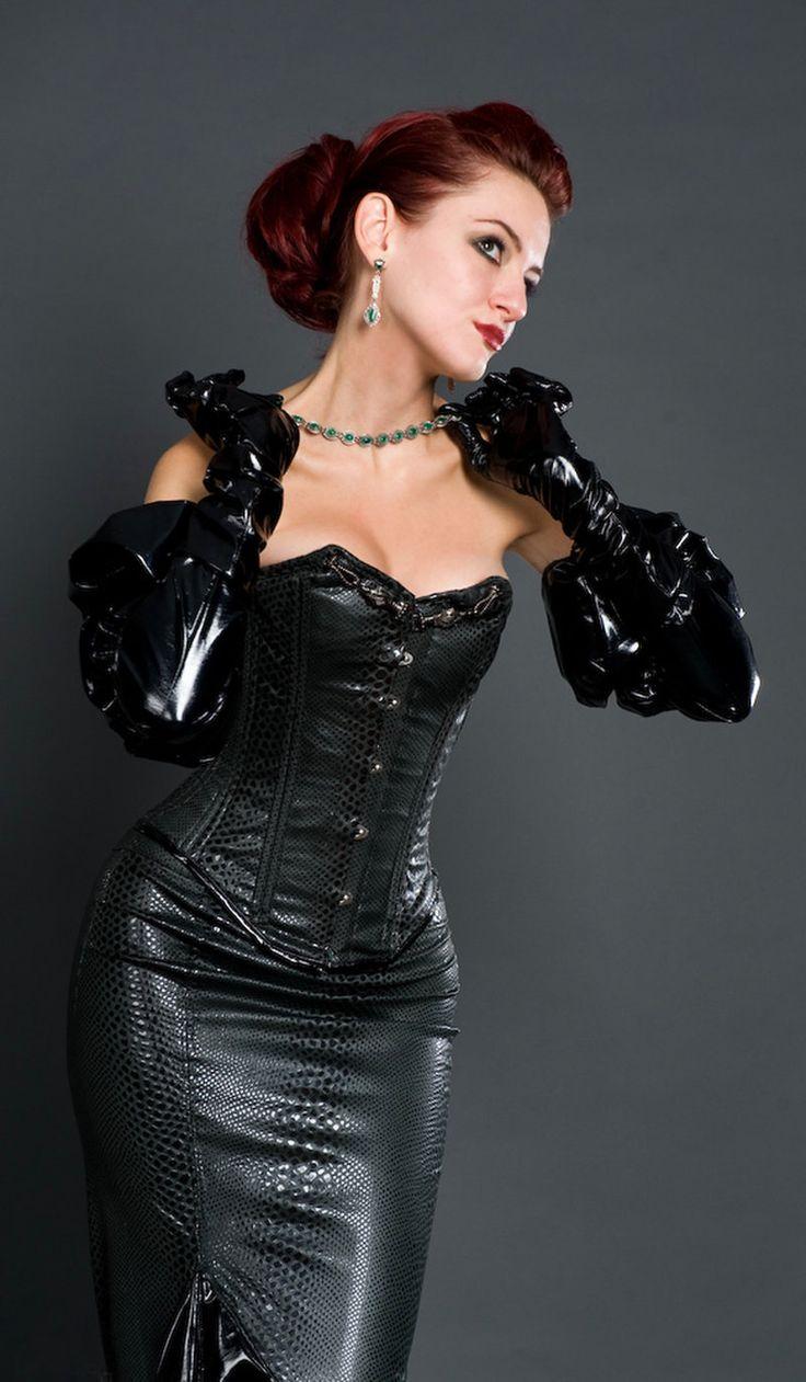 Leather opera glove milf bj 1 hd - 1 2
