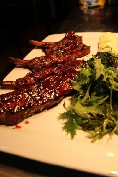 Food @ Saloon Saloon #kiwihospo #SaloonSaloon #KiwiKai #KiwiBars