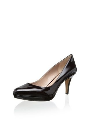 54% OFF Vince Camuto Women's Desti Mid Heel Platform Pump (Ruby)