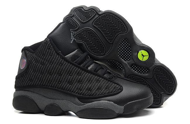 Air Jordan 13 Retro All Black