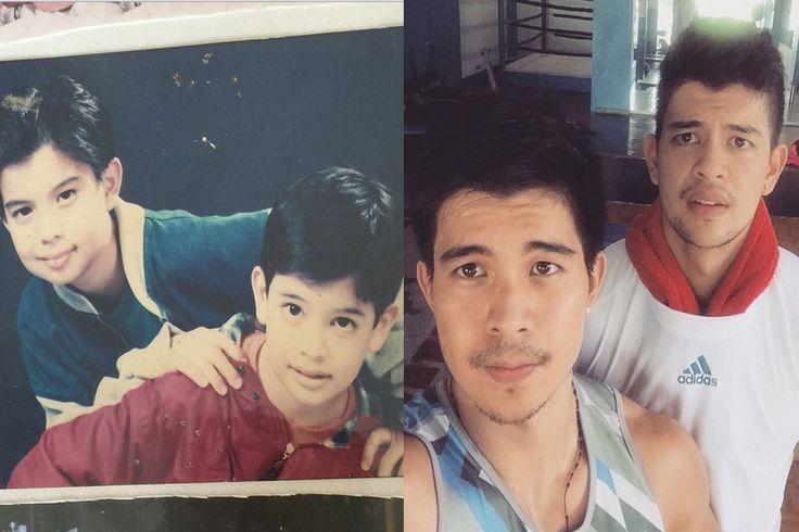 Rayver and Rodjun Cruz | Kapamilya leading men as kids