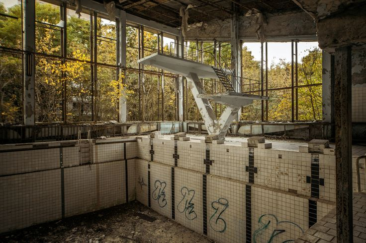 diving tower - #abandoned #urbex #decay #photography #image #mrnorue #derelict #neglect