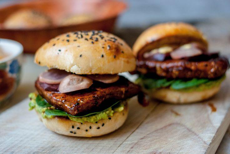 burgery z tuńczyka