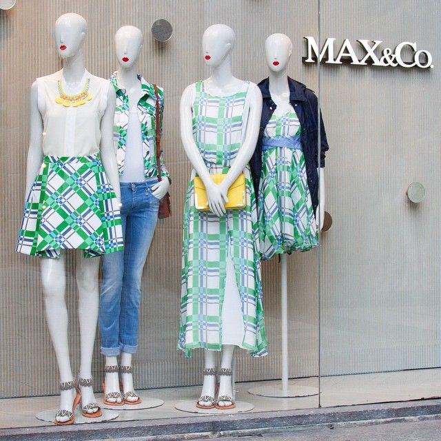MAX&Co. @maxandco In with Madras ...Instagram photo | Websta (Webstagram)