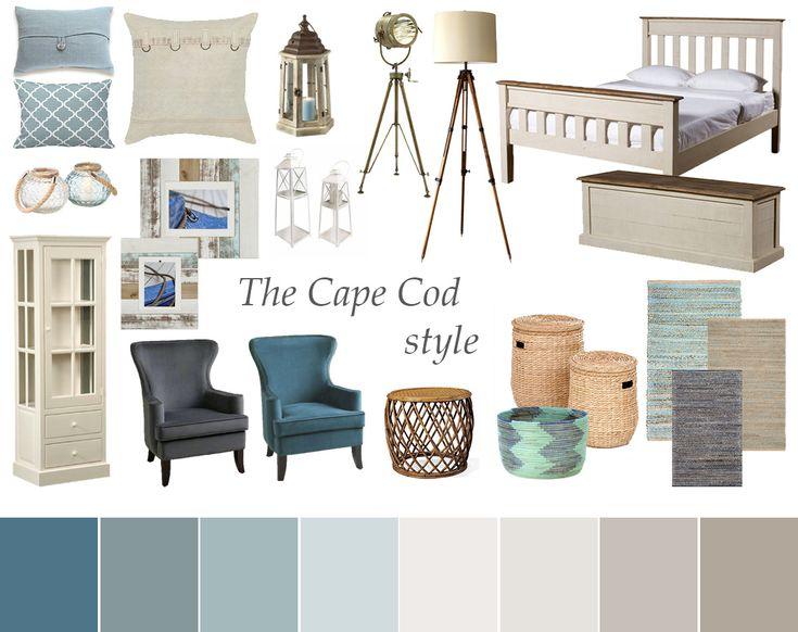 Cape Code. Кой е Кейп Код стила, кои са цветовете му и защо е толкова обичан от дизайнерите?