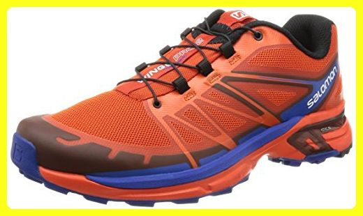Salomon Wings Pro 2 Trail Running Shoes - AW16 - 10