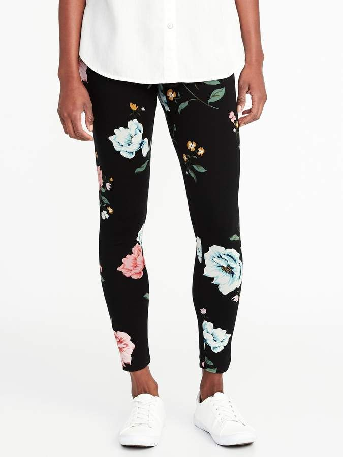 62f7dab446b06d Old Navy Printed Jersey Leggings for Women #Printed#Navy#Jersey ...