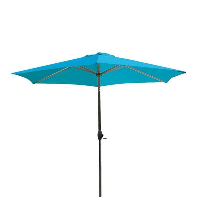 Les 74 meilleures images du tableau parasols and awnings - Parasol rectangulaire inclinable castorama ...